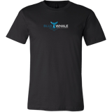 Blue Whale Splash Shirt-T-shirt-CryptoBird