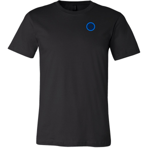 Digibyte Original Shirt (multi-color)-T-shirt-Onyx Black-S-CryptoBird