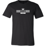 Digibyte White King Shirt (multi-color)-T-shirt-Onyx Black-S-CryptoBird