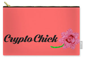 Crypto Chick - Carry-All Pouch