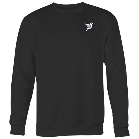 CryptoBird Private Label Crewneck-T-shirt-CryptoBird