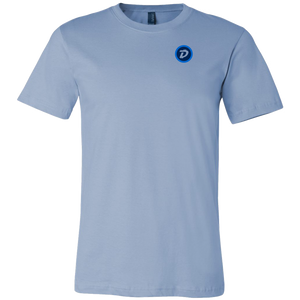 Digibyte Original Shirt (multi-color)-T-shirt-Ice Blue-S-CryptoBird