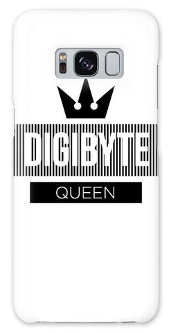 Digibyte Queen - Phone Case-Phone Case-CryptoBird
