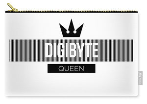 Digibyte Queen - Carry-All Pouch