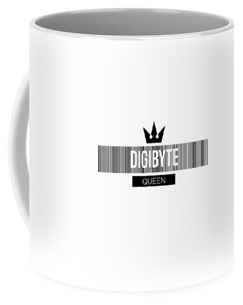 Digibyte Queen - Mug