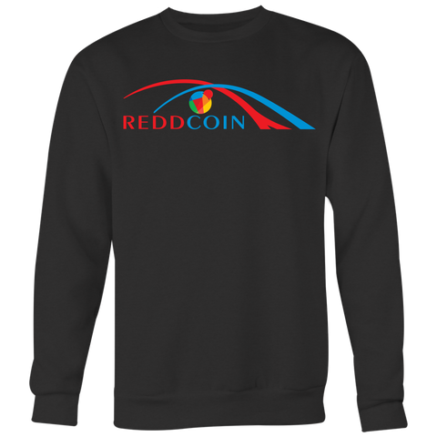 Reddcoin Arch Sweater (Multi-Color)-T-shirt-CryptoBird