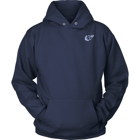 REQ Hoodie Navy Blue-T-shirt-Navy Blue-S-CryptoBird