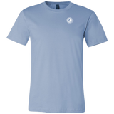 Litecoin Premium Shirt Ice Blue-T-shirt-CryptoBird