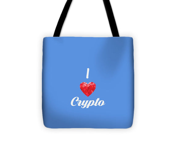 Lufcrypt - Tote Bag