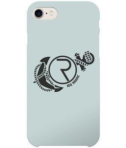 REQ Marine iPhone 7 Case-Cases-Ash-CryptoBird