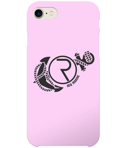 REQ Marine iPhone 7 Case-Cases-Pale Pink-CryptoBird