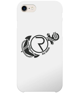 REQ Marine iPhone 7 Case-Cases-White-CryptoBird