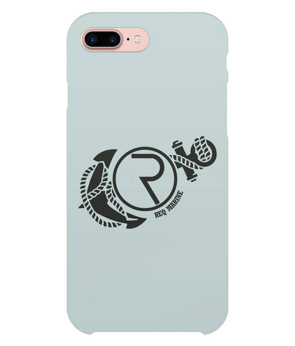REQ Marine iPhone 7 Plus Case-Cases-Ash-CryptoBird