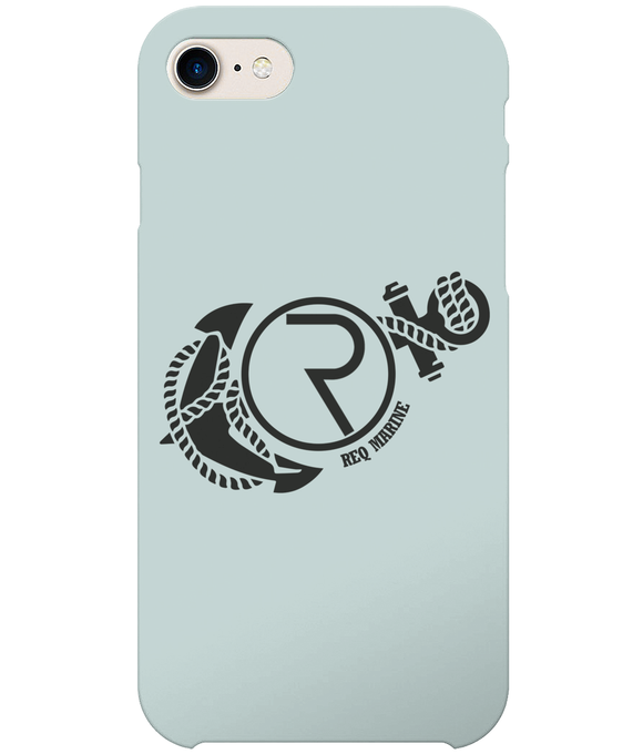 REQ Marine iPhone 8 Full Case-Cases-Ash-CryptoBird