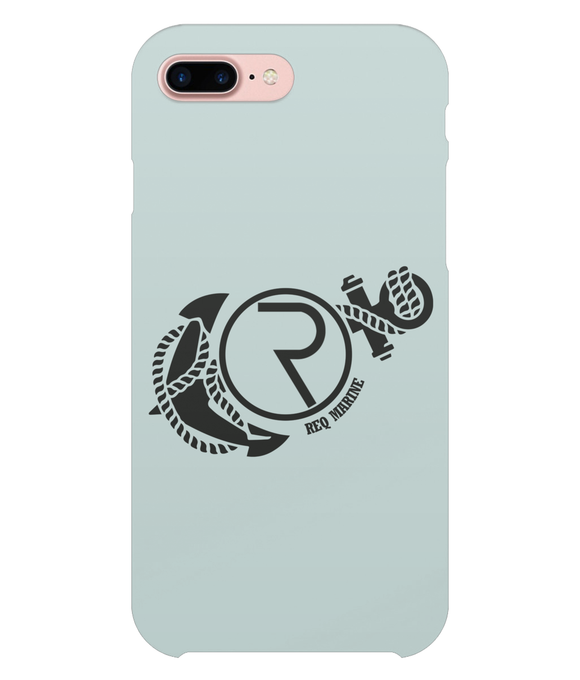 REQ Marine iPhone 8 Plus Case-Cases-Ash-CryptoBird