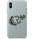 REQ Marine iPhone X Case-Cases-Ash-CryptoBird