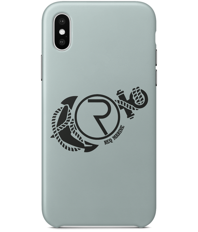 REQ Marine iPhone X Case-Cases-CryptoBird