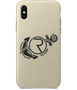 REQ Marine iPhone X Case-Cases-Natural-CryptoBird