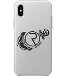 REQ Marine iPhone X Case-Cases-White-CryptoBird