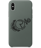 REQ Marine iPhone X Case-Cases-Zinc-CryptoBird
