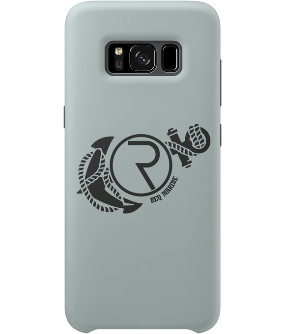 REQ Marine Samsung Galaxy S8 Case-Cases-Ash-CryptoBird