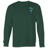REQ Original Crewneck (Multi-Color)-T-shirt-CryptoBird