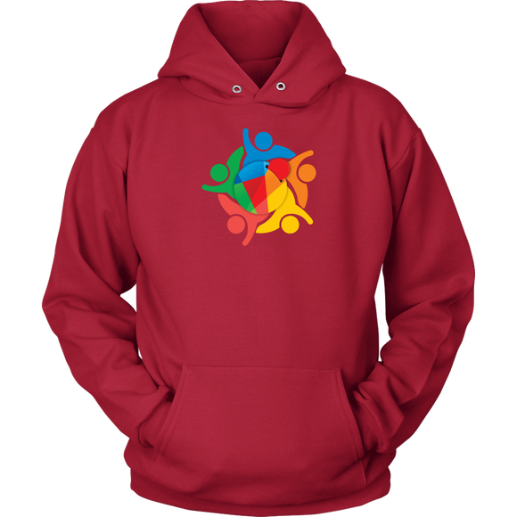 Reddcoin Community Hoodie (Multi-Color)-T-shirt-Reddcoin Red-S-CryptoBird