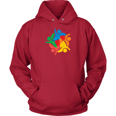 Reddcoin Community Hoodie (Multi-Color)-T-shirt-CryptoBird