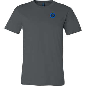 Digibyte Original Shirt (multi-color)-T-shirt-Asphalt-S-CryptoBird
