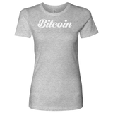 Bitcoin Caligraphy Level Shirt