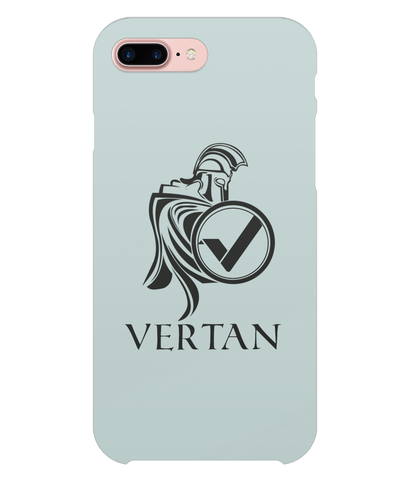 Vertan iPhone 8 Plus Case-Cases-CryptoBird