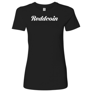 Reddcoin Caligraphy Level Shirt