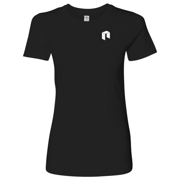 NEO Logo Level Shirt-T-shirt-CryptoBird