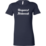 Request Network Caligraphy Bella Shirt