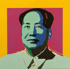 Mao Squared by Philip Tsiaras