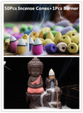 BANYU Incense Burner (BONUS: 50 FREE Cones), Incense burner, WantYouNeed, WantYouNeed