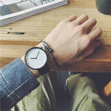 Spencer Minimalist Leather Quartz Watch, Watch, WantYouNeed, WantYouNeed