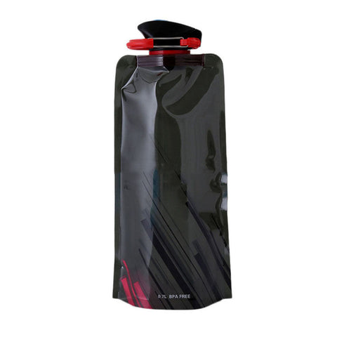 FREEDM Collapsible Water Bottle, water bag, Want You Need (WYN), WantYouNeed