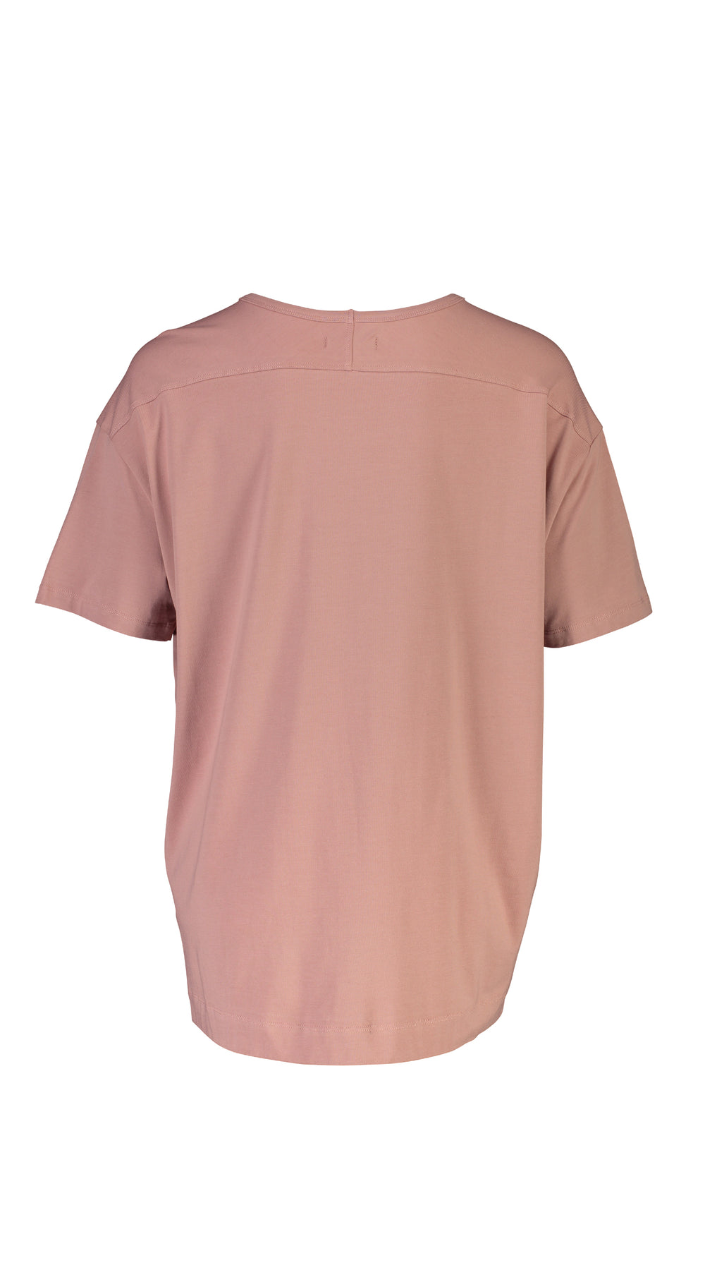 CRAWFORD TEE - ANTIQUE ROSE