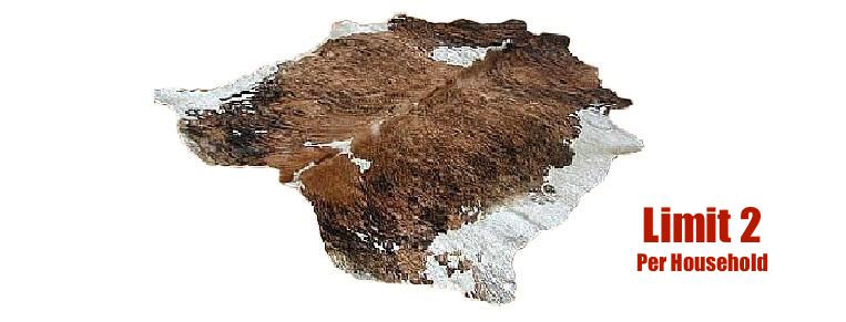Beau COWHIDES ONLY $129