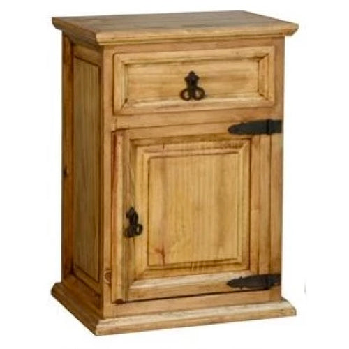 1 Door Tall Nightstand
