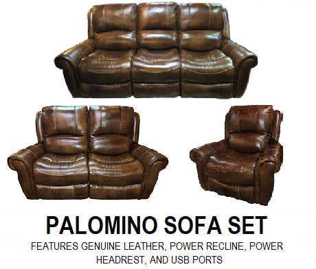Palomino Sofa Set