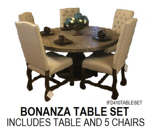 Bonanza Table Set