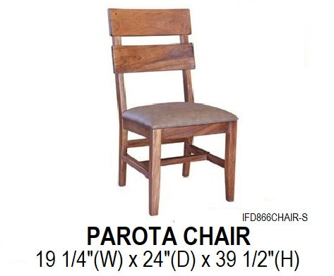 Parota Chair