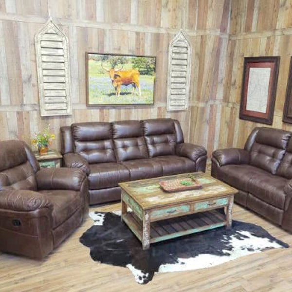 Bonanza Sofa Set