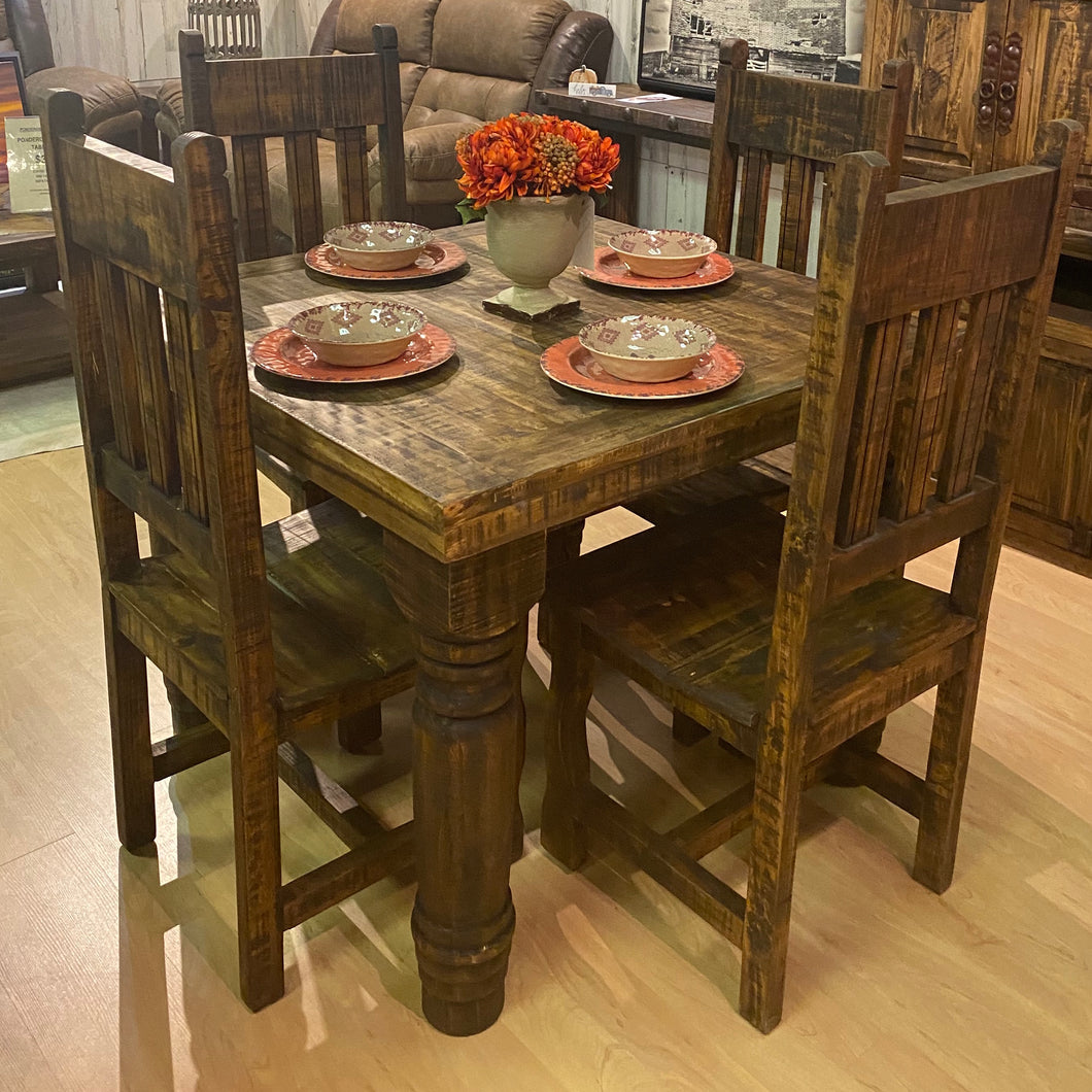 Bonanza Square Dining Set