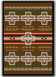 Canyon Cross Rug
