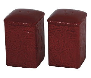 Red Savannah Salt and Pepper Shaker