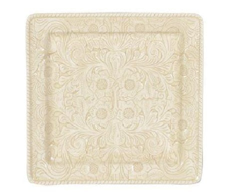 Cream Savannah Serving Platter Set