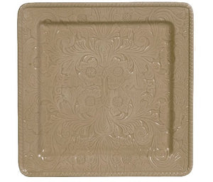 Taupe Savannah Serving Platter Set